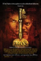 1408 - Mexican Movie Poster (xs thumbnail)