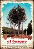 El bosc - Spanish Movie Poster (xs thumbnail)