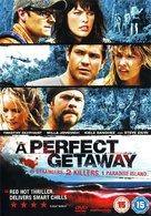 A Perfect Getaway - British DVD cover (xs thumbnail)