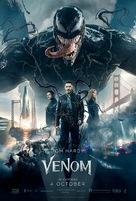 Venom - Malaysian Movie Poster (xs thumbnail)