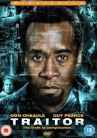 Traitor - British Movie Cover (xs thumbnail)