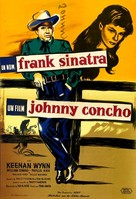 Johnny Concho - French Movie Poster (xs thumbnail)