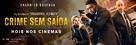 21 Bridges - Brazilian Movie Poster (xs thumbnail)