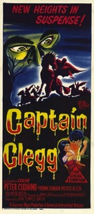 Captain Clegg - Australian Movie Poster (xs thumbnail)