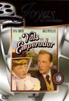 The Emperor Waltz - Spanish DVD cover (xs thumbnail)