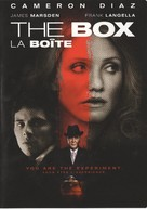 The Box - Canadian DVD movie cover (xs thumbnail)