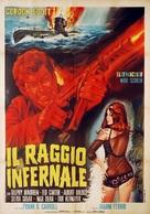 Raggio infernale, Il - Italian Movie Poster (xs thumbnail)