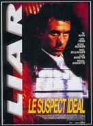 Deceiver - French Movie Poster (xs thumbnail)