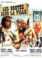 A Town Called Bastard - French Movie Poster (xs thumbnail)
