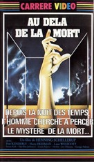 Beyond Death's Door - French VHS cover (xs thumbnail)