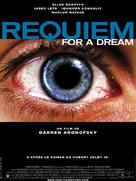Requiem for a Dream - French Movie Poster (xs thumbnail)