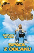 Danny Deckchair - Czech Movie Cover (xs thumbnail)