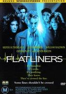 Flatliners - Australian DVD movie cover (xs thumbnail)