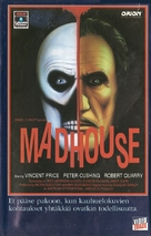 Madhouse - Finnish VHS movie cover (xs thumbnail)