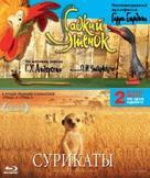 Gadkiy utyonok - Russian Blu-Ray cover (xs thumbnail)