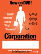 The Corporation - Canadian Video release poster (xs thumbnail)
