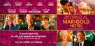 The Second Best Exotic Marigold Hotel - Italian Movie Poster (xs thumbnail)