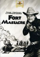 Fort Massacre - DVD cover (xs thumbnail)