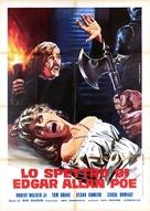 The Spectre of Edgar Allan Poe - Italian Movie Poster (xs thumbnail)