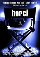 Les acteurs - Czech DVD movie cover (xs thumbnail)