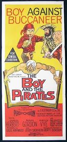 The Boy and the Pirates - Australian Movie Poster (xs thumbnail)