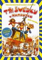 Drei Schwedinnen auf der Reeperbahn - Czech DVD cover (xs thumbnail)