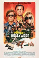 Once Upon a Time in Hollywood - Belgian Movie Poster (xs thumbnail)