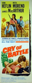 Cry of Battle - Movie Poster (xs thumbnail)