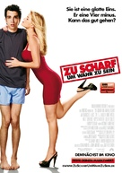 She's Out of My League - German Movie Poster (xs thumbnail)