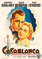 Casablanca - Italian Movie Poster (xs thumbnail)