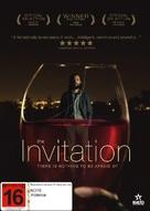 The Invitation - New Zealand DVD movie cover (xs thumbnail)