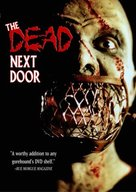 The Dead Next Door - DVD cover (xs thumbnail)