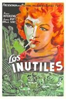 I vitelloni - Argentinian Movie Poster (xs thumbnail)