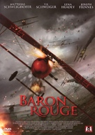 Der rote Baron - French Movie Cover (xs thumbnail)