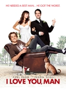 I Love You, Man - Movie Poster (xs thumbnail)