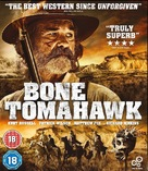 Bone Tomahawk - British Movie Cover (xs thumbnail)