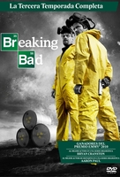 """Breaking Bad"" - Spanish DVD cover (xs thumbnail)"