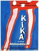 Kika - French Movie Poster (xs thumbnail)