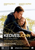 Dear John - Hungarian Movie Poster (xs thumbnail)