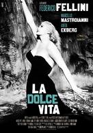 La dolce vita - Swedish Re-release movie poster (xs thumbnail)