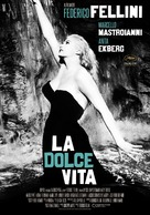 La dolce vita - Swedish Re-release poster (xs thumbnail)
