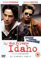My Own Private Idaho - British DVD movie cover (xs thumbnail)