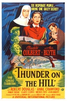 Thunder on the Hill - Australian Movie Poster (xs thumbnail)