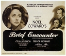 Brief Encounter - British Movie Poster (xs thumbnail)