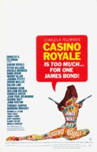 Casino Royale - Theatrical movie poster (xs thumbnail)