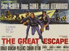 The Great Escape - British Movie Poster (xs thumbnail)