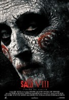 Jigsaw - Spanish Movie Poster (xs thumbnail)