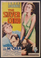The Silver Cord - Movie Poster (xs thumbnail)
