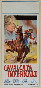 Three on the Trail - Italian Movie Poster (xs thumbnail)