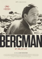 Bergman: A Year in a Life - Danish Movie Poster (xs thumbnail)